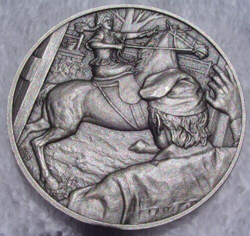 DAR Medal - Sybil Ludington, American Revolutionary War. Great Women