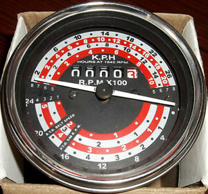 Massey-Ferguson-MF-Tachometer-155-158-165-168-185-188-CW-1860065M91-3381905M1