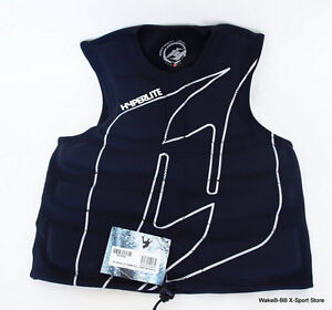 Hyperlite-JD-WEBB-Wakeboard-Ski-Pull-Over-Comp-Impact-Vest-XLarge-NEW