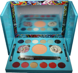 ED-HARDY-COLOR-GEISHA-MAKEUP-SET-BY-CHRISTIAN-AUDIGIER-FOR-WOMEN-NEW-IN-BOX