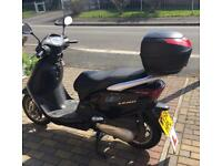Well looked after Honda lead moped 110cc