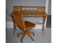 STUNNING DESK AND CHAIR