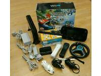 Wii U 32GB Console with Games and Extras