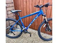 Carrera 2021 Hyd Brakes/Lockout Mountain Bike £225