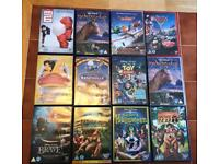 Disney DVD's