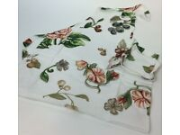 120 X Oven Gloves and Pot Holders Flower Design Job Lot Wholesale