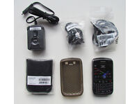 BlackBerry 8900 curve, unlocked, VGC with all accessories