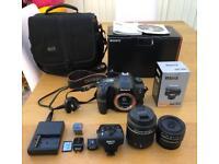 Sony Alpha A99 Dslr digital camera 24.7 MP