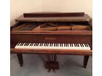 Beckhardt (Berlin) Baby Grand Piano