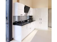 Ex-Display Kitchen For Sale - White Gloss