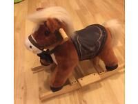 Baby's First Rocking Horse