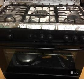 Range cooker 90cm all gas