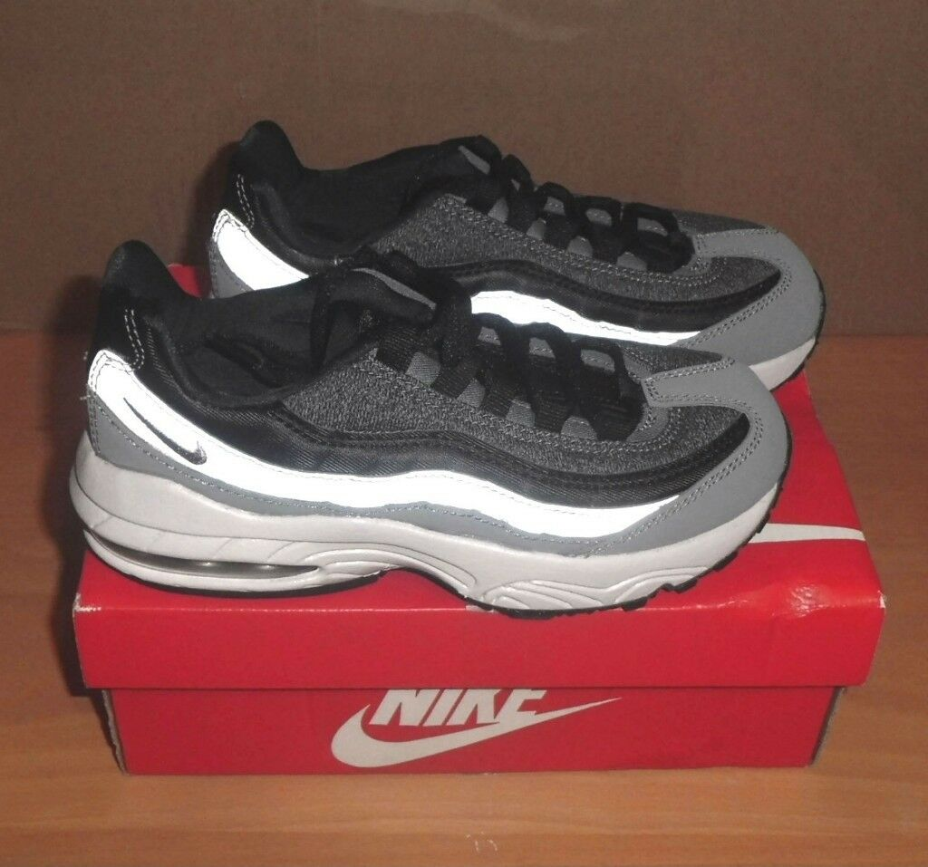 52d3159abf7 Nike Air Max 95 Shield Trainers PS Size 13 Kids NEW | in Liverpool ...