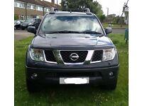 Nissan Navarra low milage excellent condition - £7250