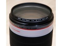 Canon EF 70-200mm F2.8L IS MARK II USM In Mint condition