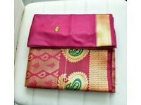 Girls - Pattu Pavadai Sattai Traditional South Indian Srilankan Festival dress