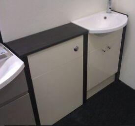 Calypso Hacienda Bathroom suite - Ex Demo Perfect condition RRP £995 Sale price £595