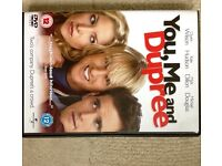 DVD You Me and Dupree