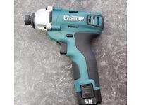 Erbauer ERP406IPD 10.8V 1.3Ah Li-Ion Cordless Impact Driver