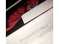 Brand new never opened iPhone 6 s plus in space grey, 32GB! Network EE but can be unlocked cheaply