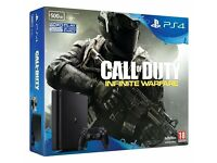 NEW Sony Playstation 4 Slim Console PS4 +COD Infinite Warfare & 50+ GAMES BUNDLE £600 !!