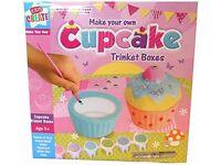 DIY - Make your own Cupcake Trinket box