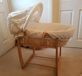 Moses Basket from Mamas and Papas