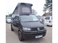 2014 Volkswagen VW Transporter 102 ps Camper Campervan Pop-top Conversion