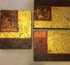 "Painting, art ""Sunrise"""