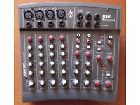 Spirit Folio Powerpad by Soundcraft (combined mixer and amplifier) CASH ON COLLECTION ONLY