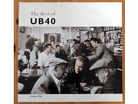 UB40 – The Best Of UB40 - Volume One. £7.50