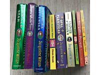 Jaqueline Wilson books