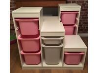 Ikea trofast drawers