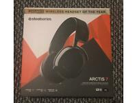 Brand new Steel series artic 7