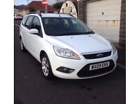 Ford Focus 1.8 diesel Estate