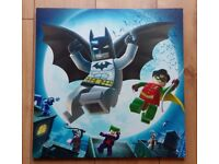 Lego Batman Canvas 45 cm Square