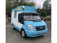 Ice Cream Van 2008