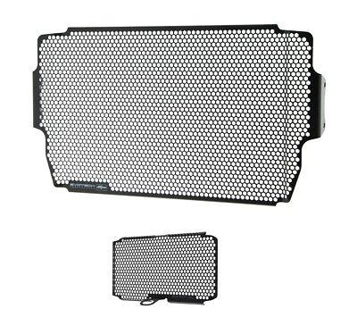Evotech Performance Radiator & Oil Guard Kit for Ducati Multistrada Models.