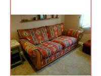 Moroccan style sofas x2 available