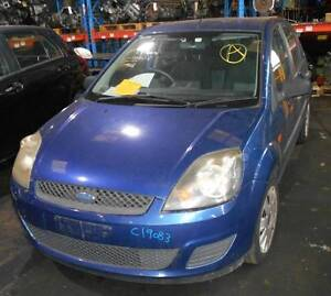 FORD FIESTA RIGHT REAR DOOR LOCK, WP, 03/04-12/08 (C19083) Lansvale Liverpool Area Preview