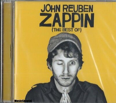 JOHN REUBEN - Zappin' (The Best Of John Reuben) - Hip-Hop Rap Rock Music