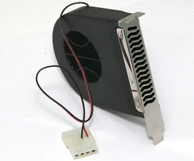 New Internal Slot Fan For Desktop PC Computers Gives Better Cooling & Air