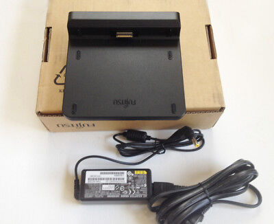 Fujitsu Docking Cradle For Q550/Q552 Slate Tablet PC #FPCPR114AQ #CP545012, used for sale  Shipping to India