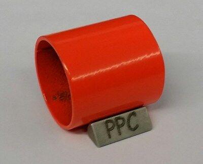 1 Lb Powder Coating Fluorescent Orange Polyester One Coat