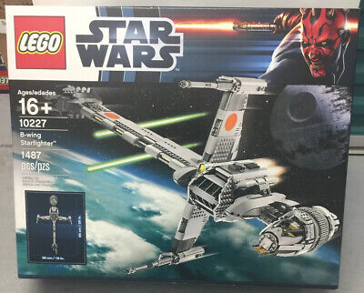 LEGO Star Wars B-Wing Starfighter (10227) UCS NISB brand new in sealed box