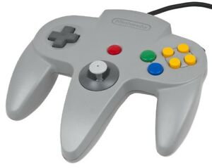 Buying N64 Controllers