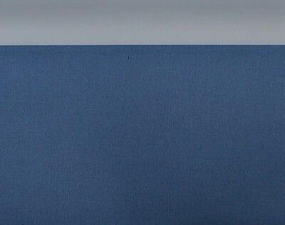 AK40 blau Verdunkelungs-Rollo viele Maße Verdunklungsrollo Springrollo Klemmfix