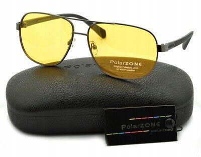 Sonnenbrille Kontrast Brille Nachtfahrbrille Autofahrerbrille Polarisiert SRV UV