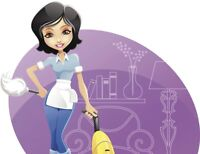 Super friendly cleaning service + experienced