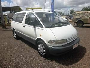 2000 Toyota Tarago Wagon 8 seater Holtze Litchfield Area Preview